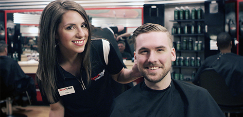 Sport Clips Haircuts of Moosic - Montage  Haircuts