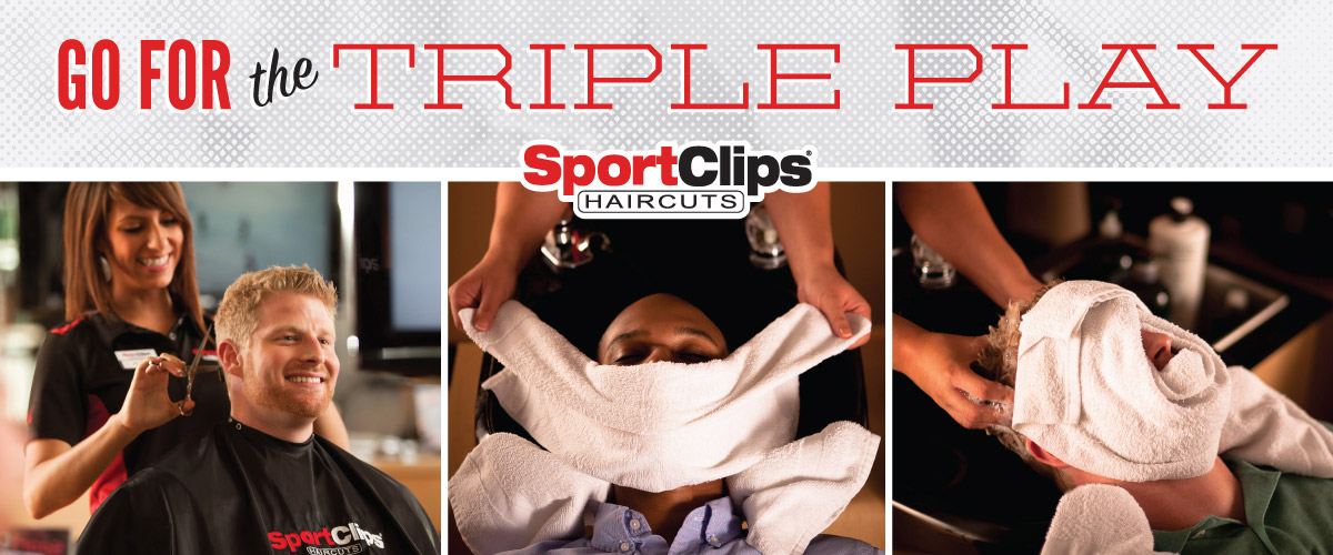 The Sport Clips Haircuts of Moosic - Montage  Triple Play